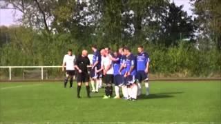 Wartenberger SV - BSC Marzahn (Kreisliga A, Staffel 2) - Spielszenen   SPREEKICK.TV