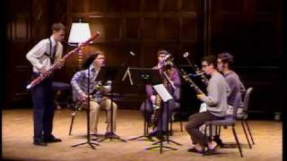 "Indiana Jones ""Raiders March"" Bassoon Quintet"