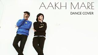 AANKH MAREY | SIMMBA | RANVEER SINGH | NEHA KAKKAR | DANCE COVER | CHOREOGRAPHY | ROUTINE