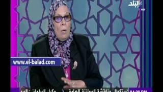بالفيديو.. آمنة نصير: المسيحى أخ المسلم فى الإنسانية وطعامه حل له