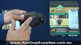 Bark Collar Review - Petsafe Big Dog Nano No Bark Collar