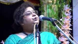 Shraboni Sen ~Aji jharer rate