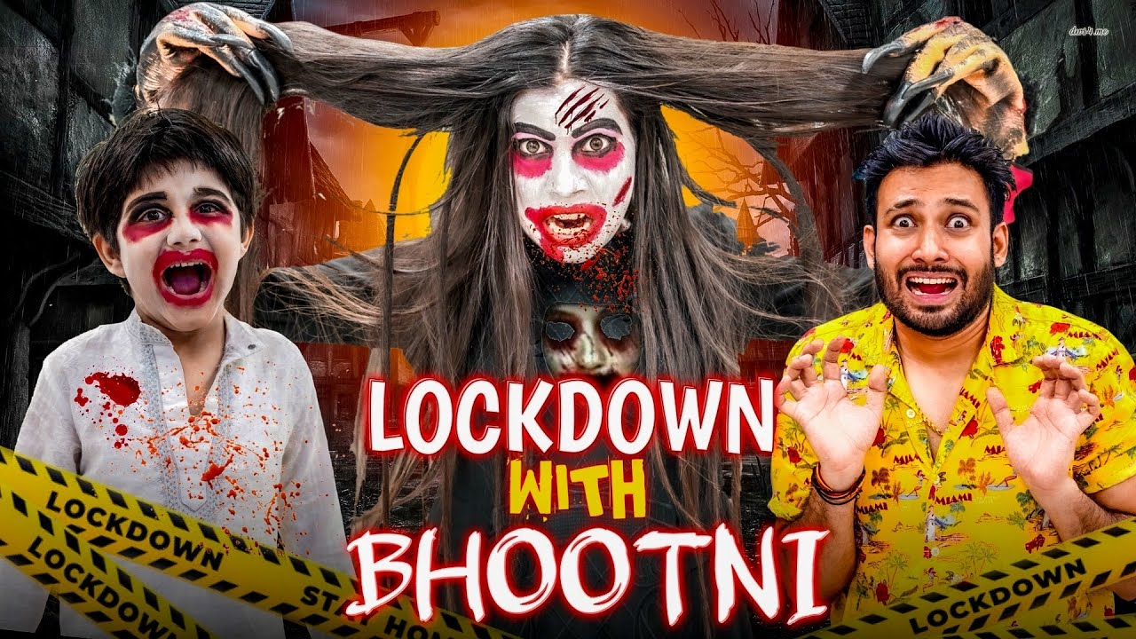 Lockdown with Bhootni | BakLol Video