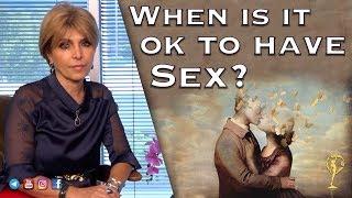 چه زمانی میتوانم سکس داشته باشم - دکترآزیتا ساعیان