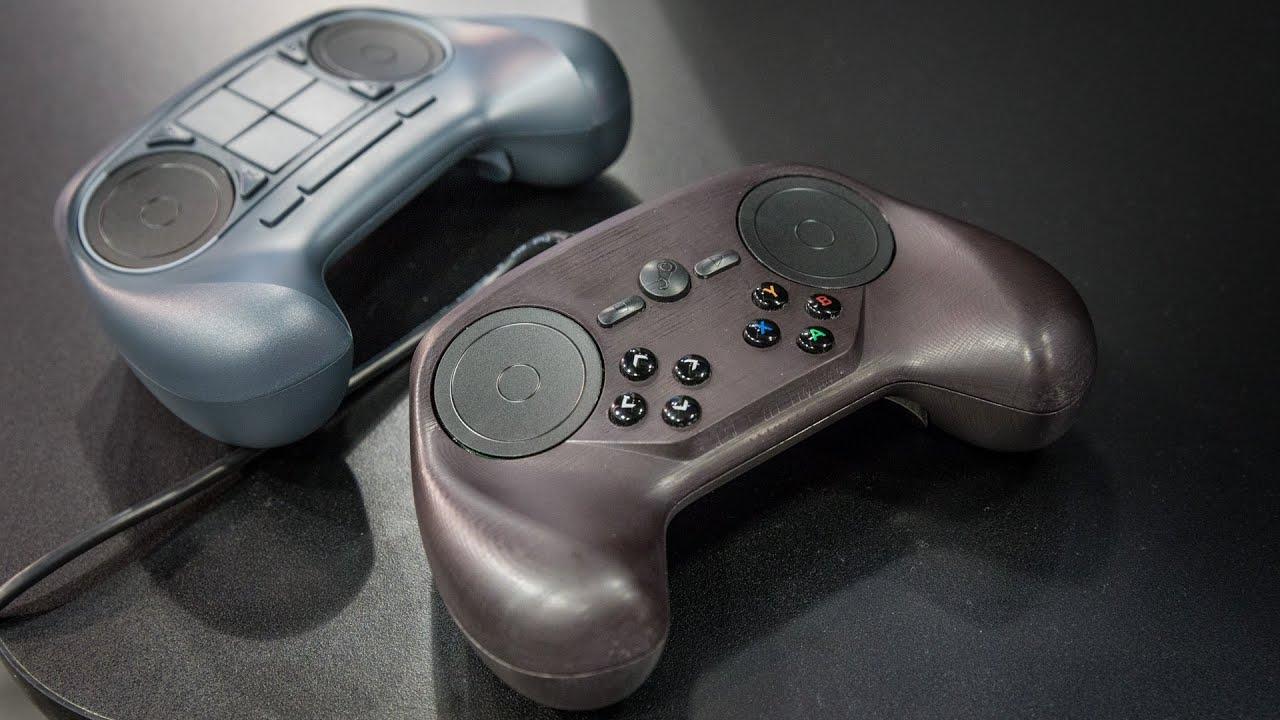 Steam Controller - Steam Controller - Knowledge Base ...