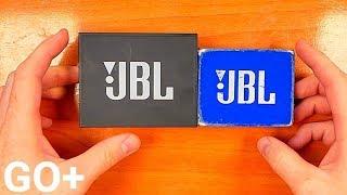 оРИГИНАЛ JBL GO VS JBL GO ОРИГИНАЛ