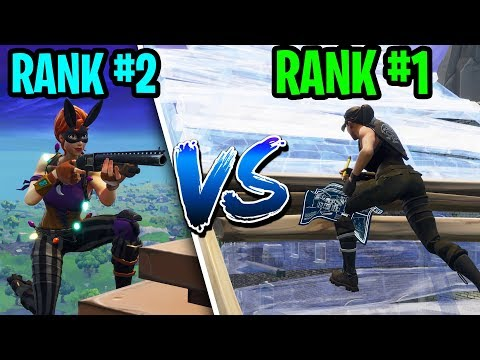 BEST 11 Year Old's on Fortnite faceoff in a 1v1 on Playground Mode!
