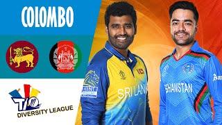 Sri Lanka vs Afghanistan - Colombo - T10 Diversity League #25 - Cricket 19 [4K]