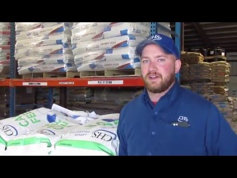 CHS Larsen Cooperative Weyauwega Feed Mill