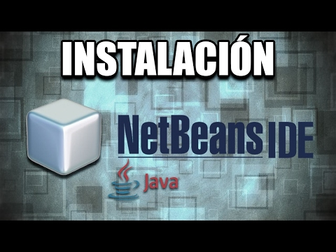 Descarga e Instalación de NetBeans IDE 8.2 y Java Development Kit para Windows 10