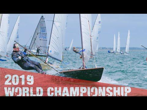 Contender - 2019 World Championship in Quiberon Bay