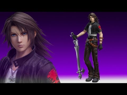 DISSIDIA FINAL FANTASY NT – The Sleeping Lion Appearance Set For Squall Leonhart