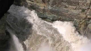 Leap of Faith Falls, High Water on the Elk River