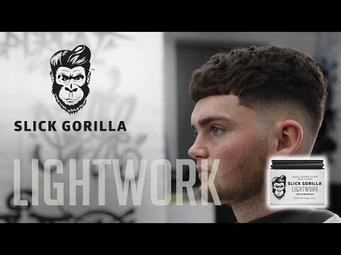Slick Gorilla Lightwork Hair Styling Clay