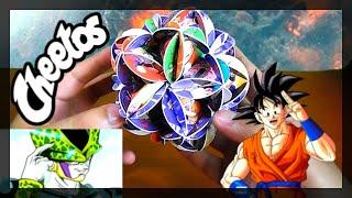 Cómo hacer la X-fera de 60 piezas Dragon ball Z | C-de Colecciones