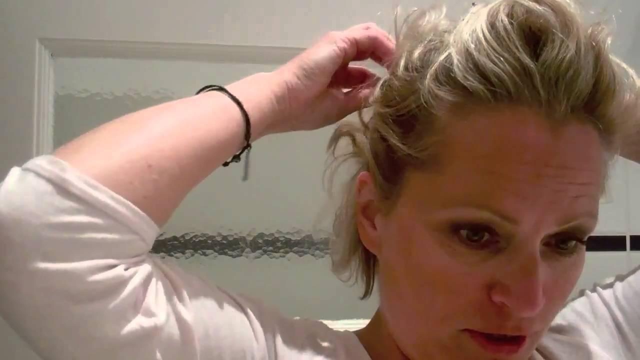 Haare hoch, ganz einfach! - YouTube