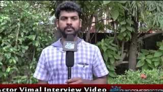 Actor Vimal Interview Video[Sound Camera Action]