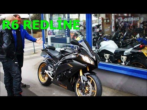 Yamaha r6 redline kesici