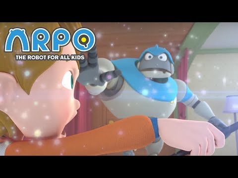 ARPO The Robot For All Kids - Magic Meltdown | Compilation | Cartoon For Kids