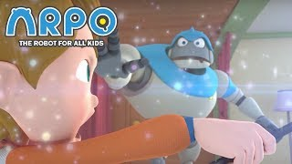 ARPO The Robot For All Kids - Magic Meltdown | | 어린이를위한 만화