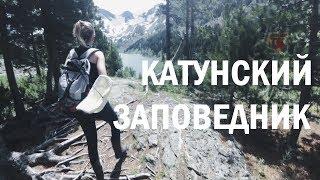видео Поперечное озеро