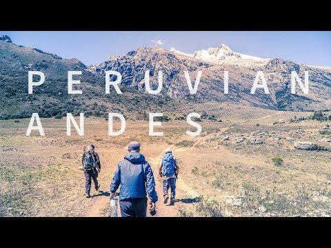Hiking in Peruvian Andes | Cordillera Blanca 2017