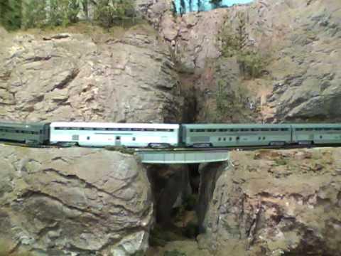 Santa Fe visit's the rockies