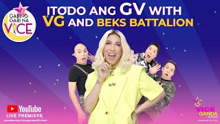 Gabing Gabi Na Vice with BEKS BATTALION