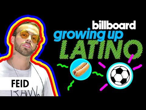 How to Get a Second Date with Feid | Growing Up Latino