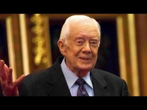 Former President Carter no longer needs cancer treatment