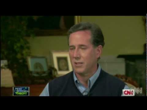 Santorum on Abortion After Rape: Accept God's Gift
