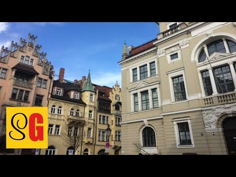 Deutsche Architektur Slow German 143 Youtube