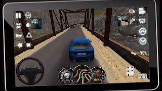 🚙🚌Steering Wheel CAR GAMES FOR KIDS extreme racing game vehicle cartoon Mobile Kidgame