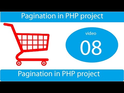 Php Pagination In Project