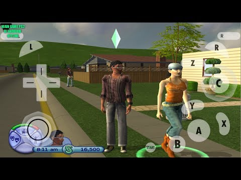 Cara Bermain Game The Sims 2 PS2 Di Android