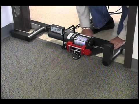 Carpet Winch