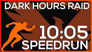 [10:05] SPEEDRUN OF DIVISION 2 DARK HOURS RAID - 7/19/2019