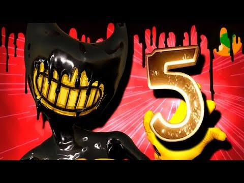 Bendy Chapter 5: STORY REVEALED! (Bendy and the Ink Machine Chapter 5)