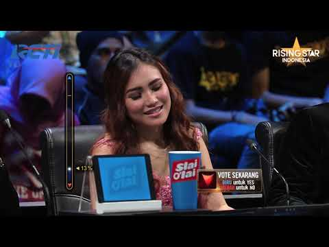 "Hanin Dhiya ""Bintang Kehidupan"" Nike Ardilla - Rising Star Indonesia Best Of 6 Eps 22"
