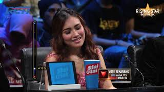 "Hanin Dhiya ""Bintang Kehidupan"" Nike Ardilla - Rising Star Indonesia Best Of 6 Eps 22 MP3"