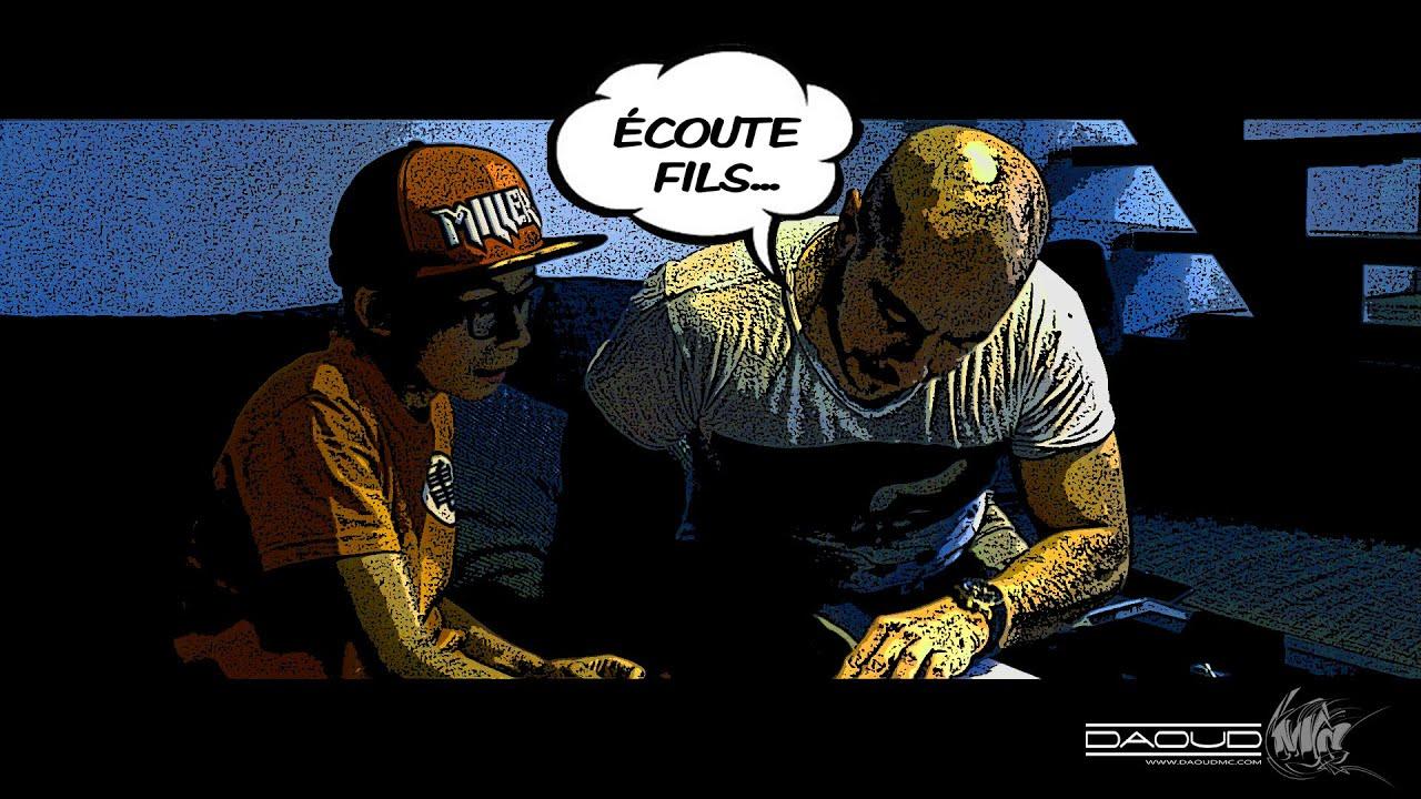 Download Écoute fils - Daoud Mc (Clip officiel)