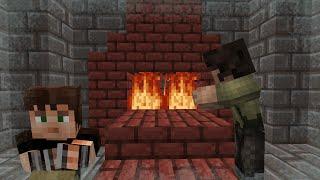 Minecraft сериал - Охотники: 5 серия