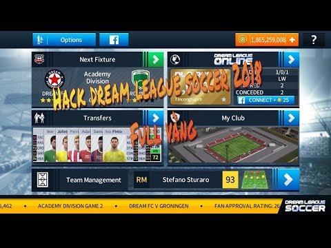 cách hack tiền dream league soccer 2018 trên iphone - Hướng Dẫn hack Full Tiền Trên Ios Dream League Soccer 2018