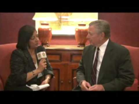 NAIRA Ashcroft Interview: Patriot Act & Terrorism