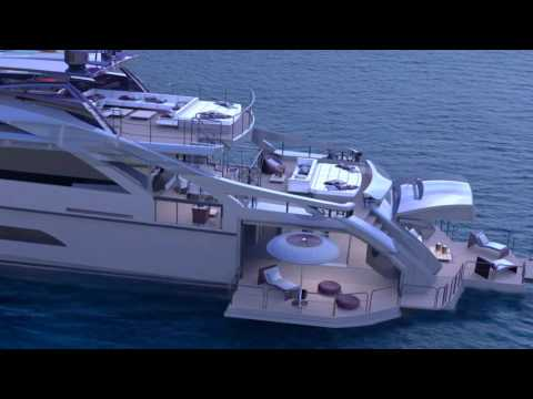 Pershing 140 sold at the Monaco Yacht Show 2016