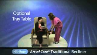 Hill Rom | Healthcare Furniture | Art of Care® Traditional