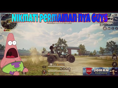 SOLO! Mr. Cupu Akhirnya Savage di Mode Gold guys' Rules of Survival