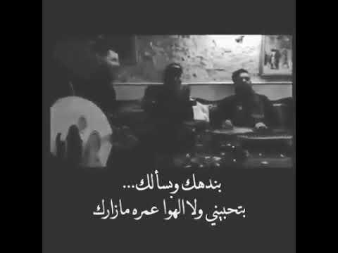 بتحبني ولا الهوى عمرو ما زارك