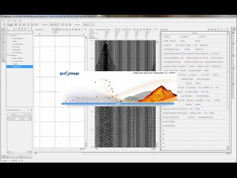 Geomage g-Platform QuickStart