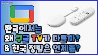 Ep.030. 한국에서는 왜 구글 TV가 다를까? &a…